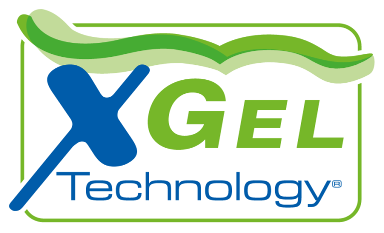 XGel Technology Logo